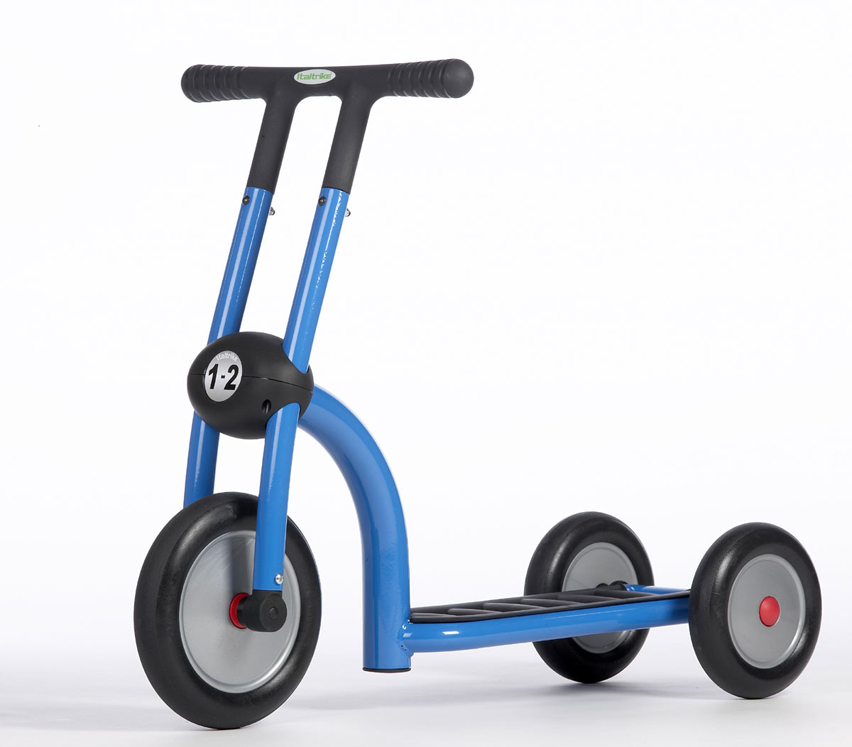 ItalTrike Blue 3-Wheeled Scooter