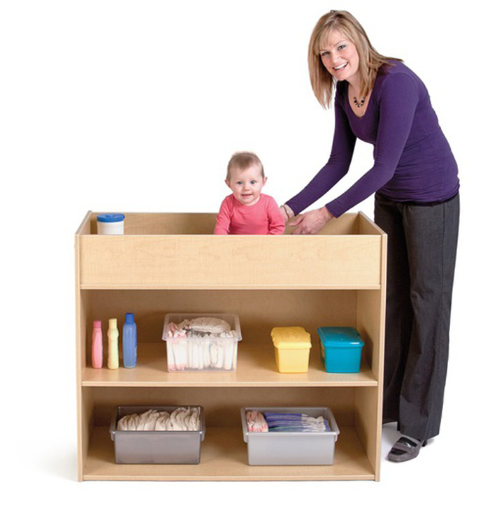 Young Time Changing Table - with or without Pad