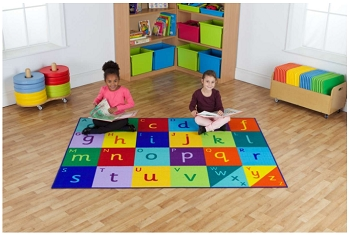 Kalocolor Alphabet Carpet