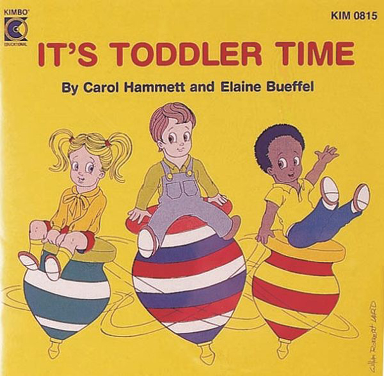 It's Toddler Time