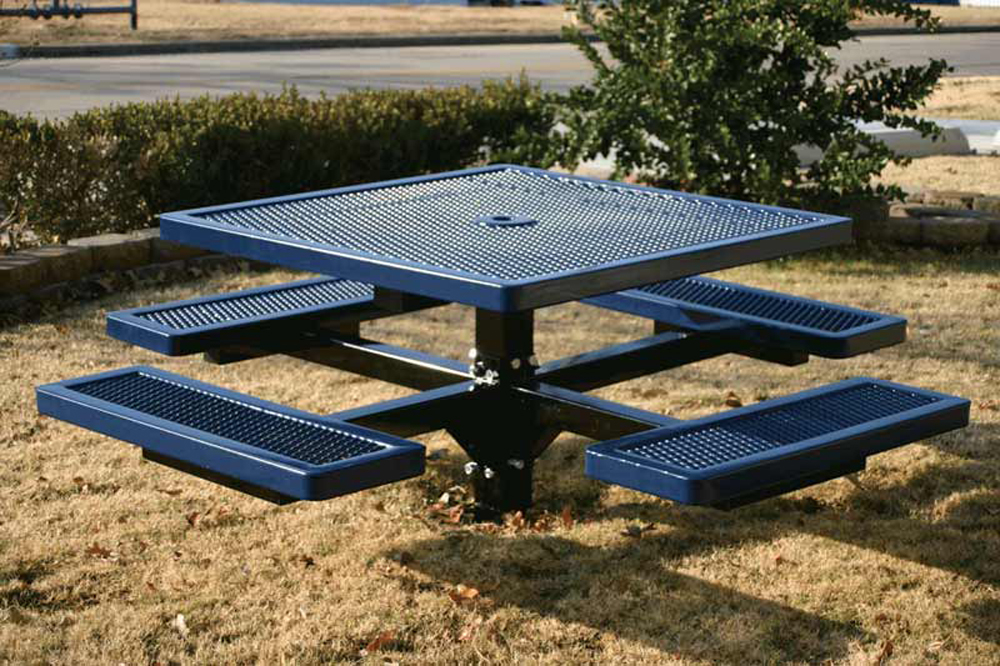 Pedestal Picnic Table, 31