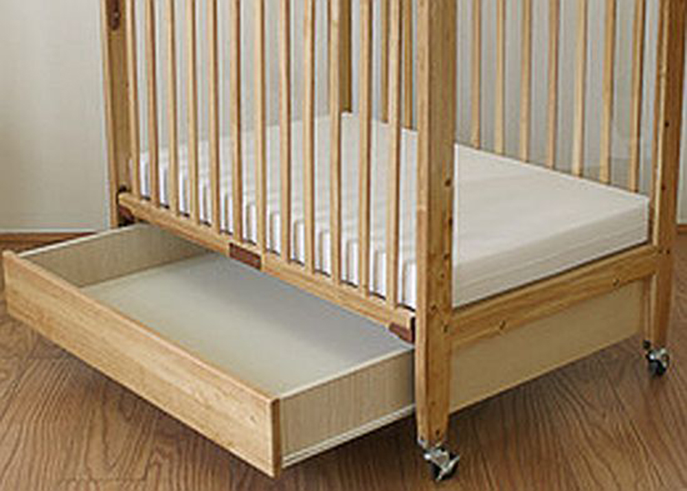 Drawer for LA Baby Window Cribs