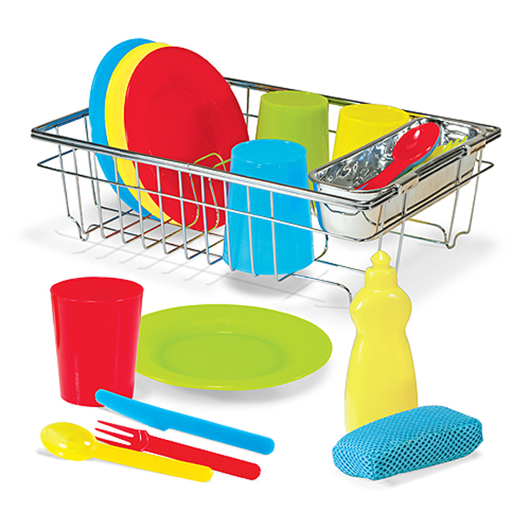 Let's Play House! Wash & Dry Dish