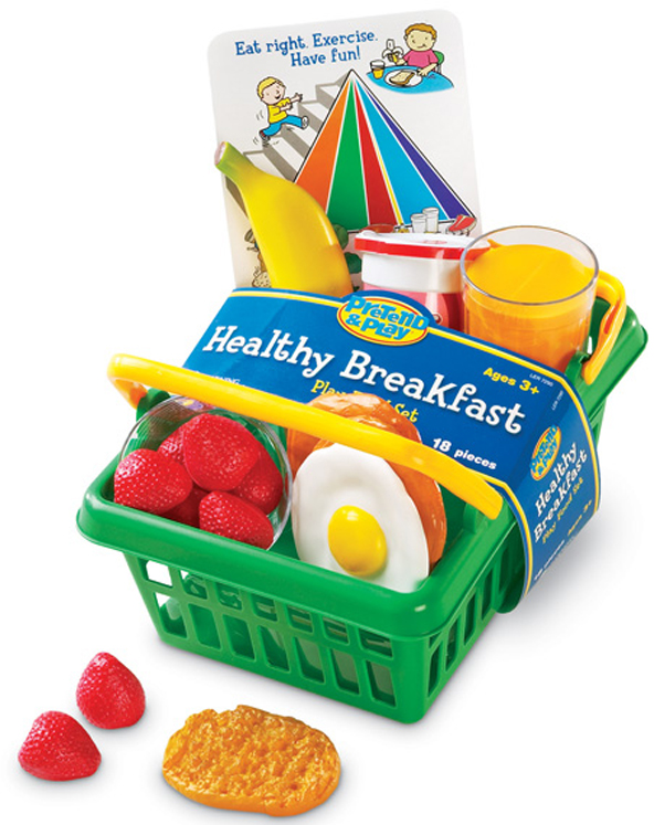 Pretend & Play Healthy Breakfast Set