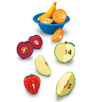 Smart Snacks® Counting Fun Fruit Bowl™