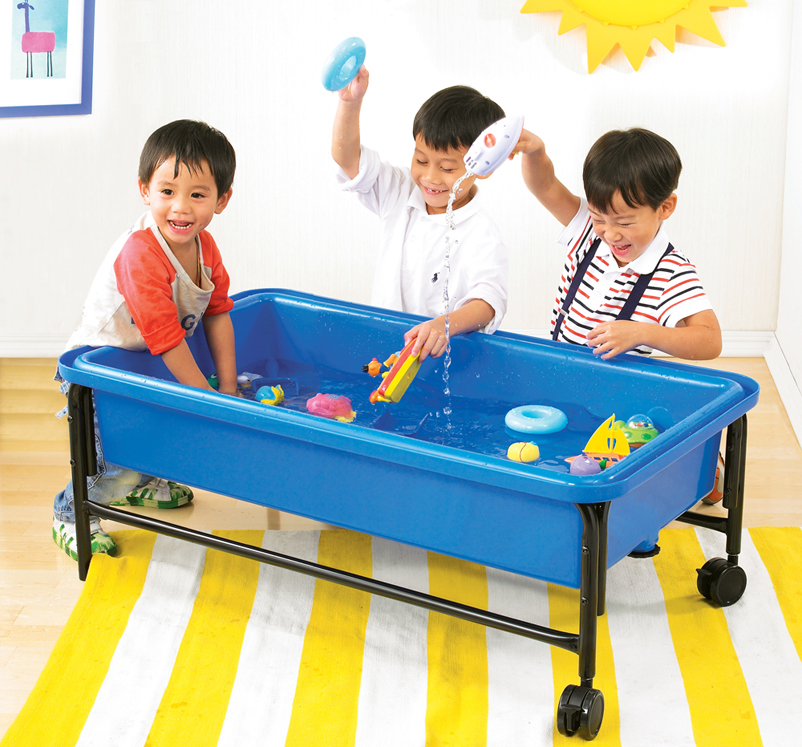 Deluxe, Sand & Water Table with Lid - Toddler Height