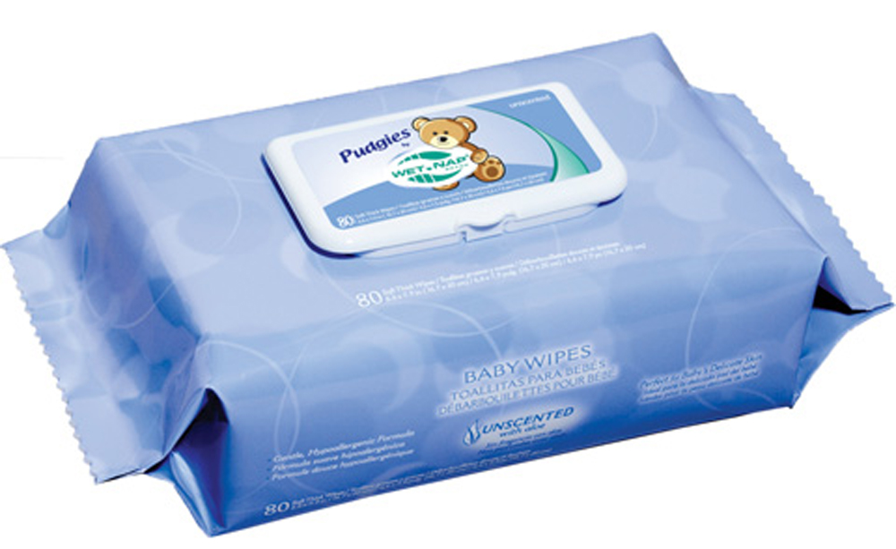 Pudgies Baby Wipes