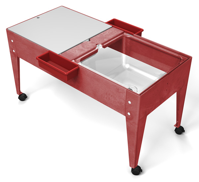 Youth Double Mite - Activity Table
