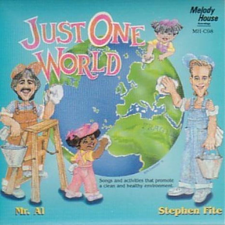 Just One World, CD