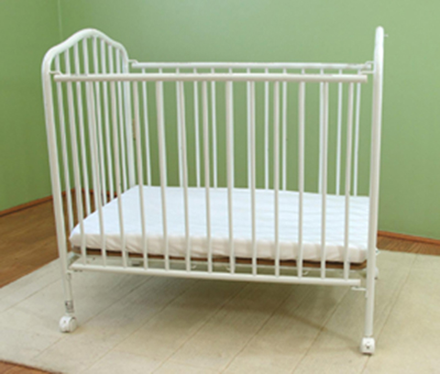 Best Value Commercial Steel Adjustable Mini Crib