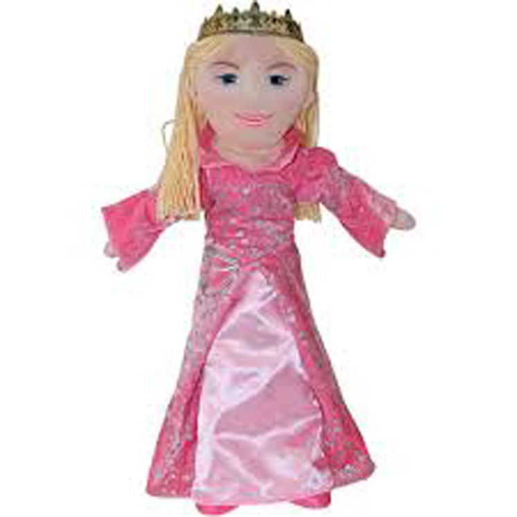Princess Time for Story Puppet