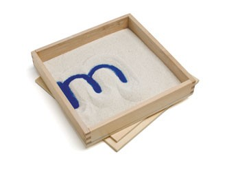 Letter Formation Trays