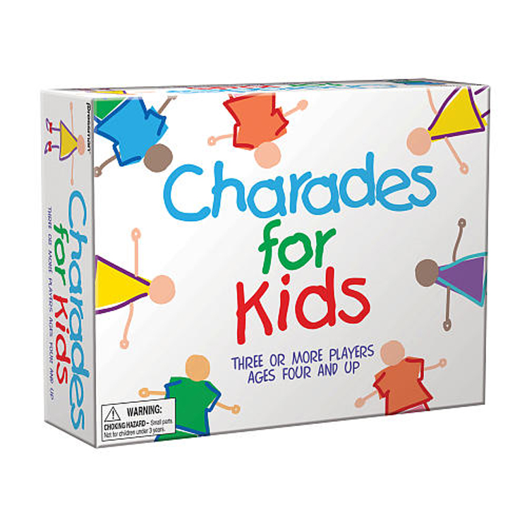 The Best of Charades for Kids