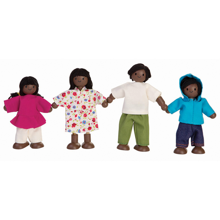 Doll Family African American
