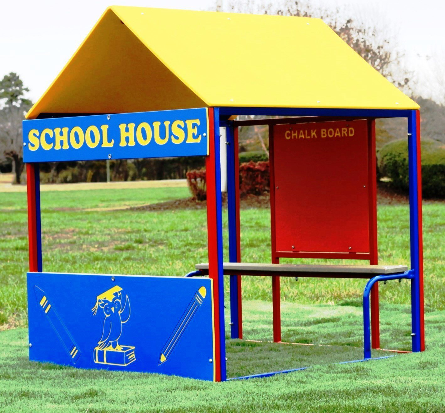 Ptp equipment for School playhouse