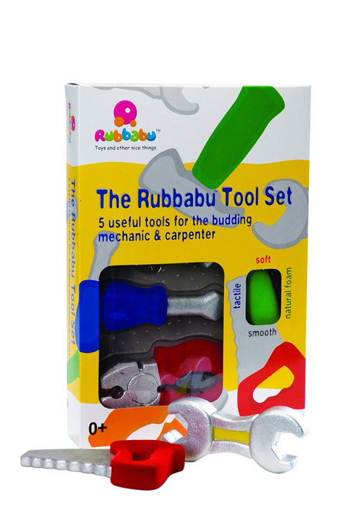 Rubbabu Tool - Set of 5
