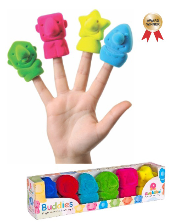Finger Puppets - Set of 6