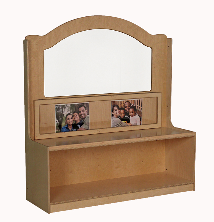 Mirror or Picture Display Divider