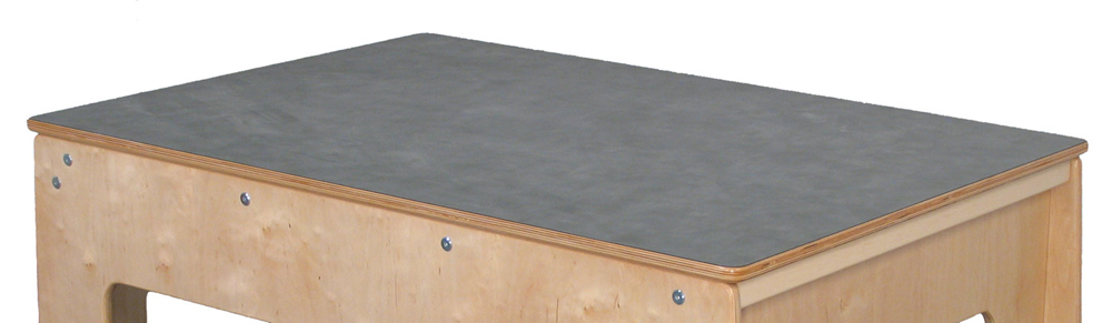 Cover for Mainstream Double Sensory Table, 46''w x 31''d x 2''h
