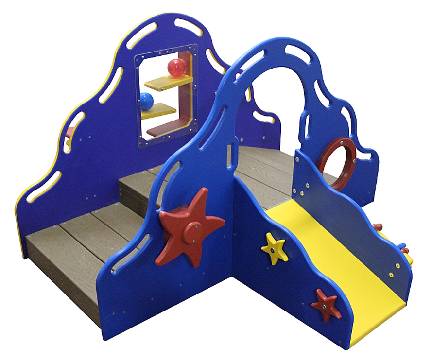 Deep Sea Adventure Infant Toddler Fun Station