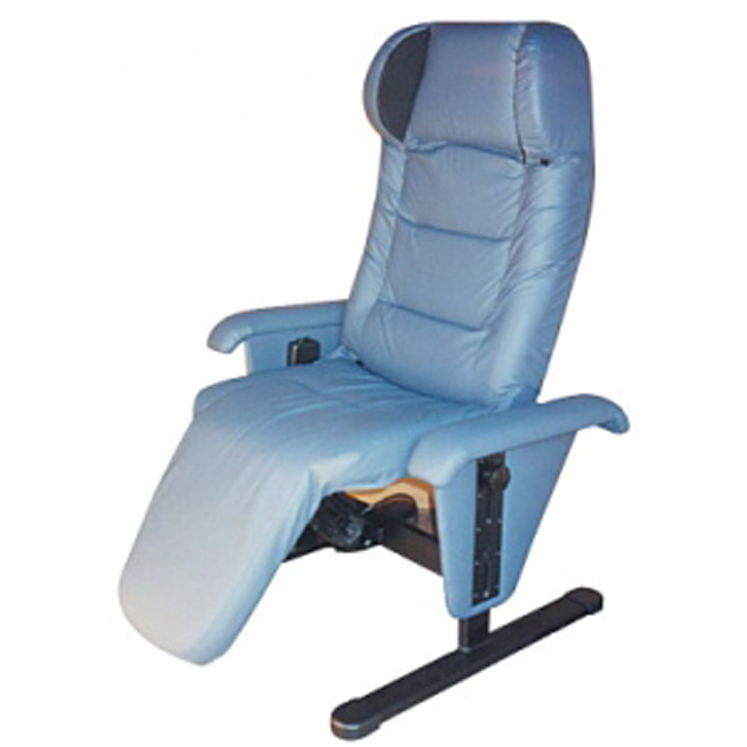 EZ Access Vibrating Recliner for Relaxation Therapy, Adjustable - 45