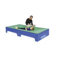 Vibroacoustic Water Bed, 97-1/2
