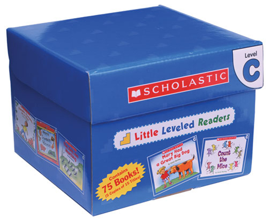 Little Leveled Readers - Set C