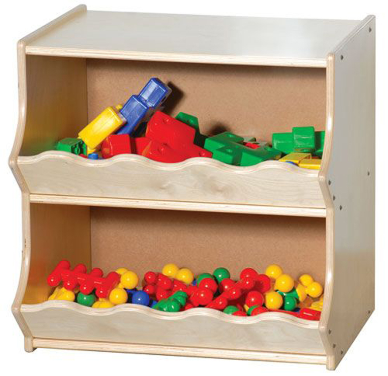 Toddler Storage Unit
