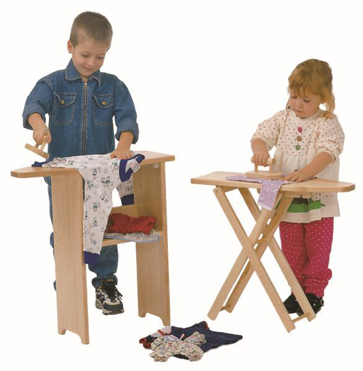 Maple Stationary Ironing Board