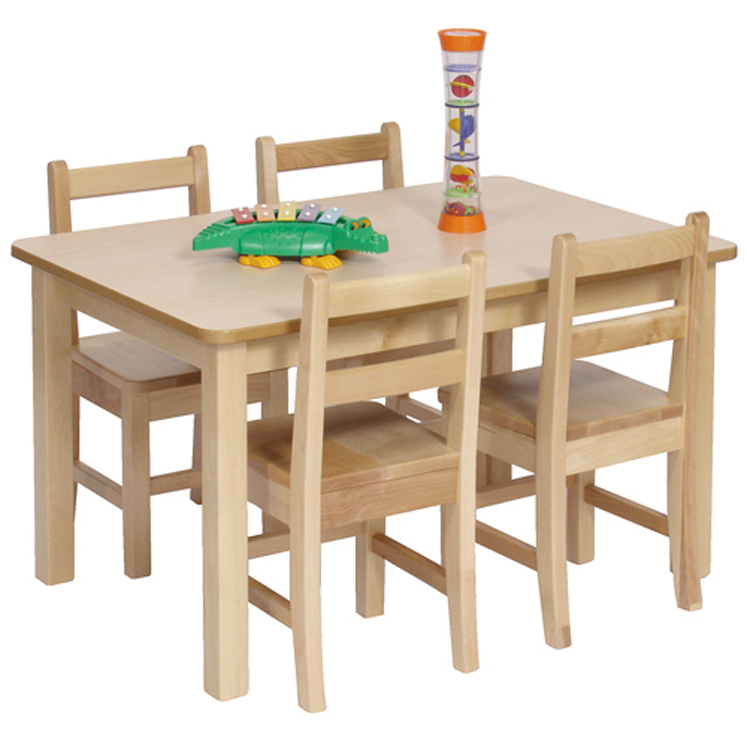 Laminate Top, Rectangular Table - Select Size