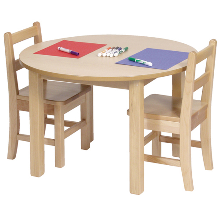 Laminate Top, Round Diameter Table - Select Size