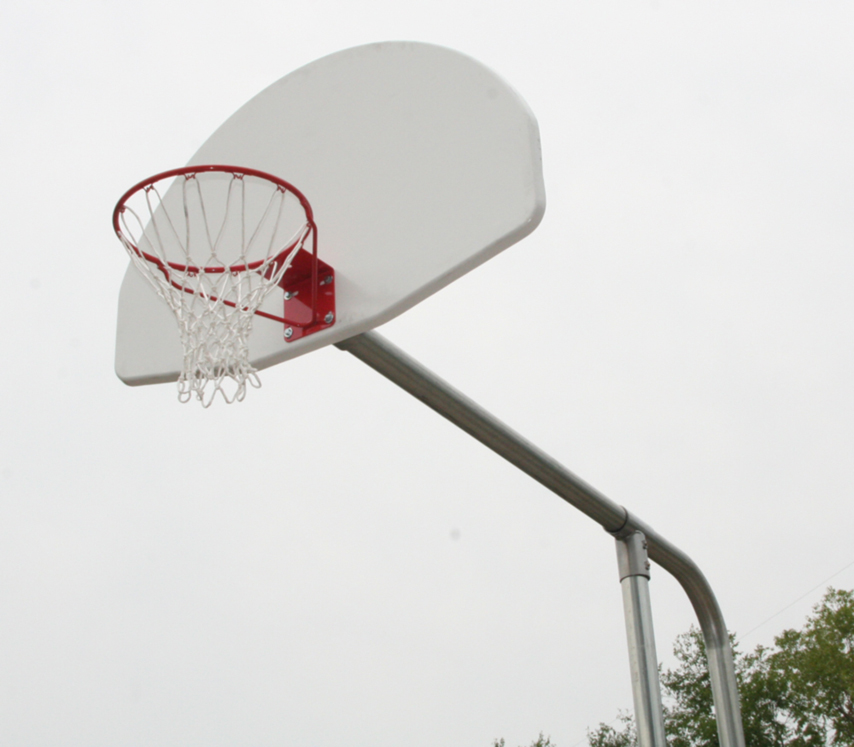 Backstop, 6' or 7' Ext - Backboard Options