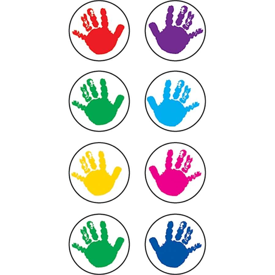 Helping Hands Mini Stickers
