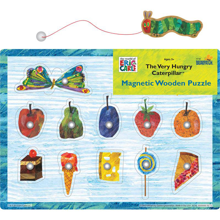 Very Hungry Caterpillar - Magnetic Puzzle