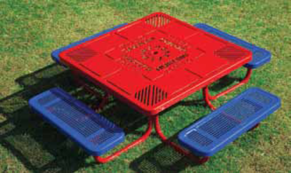 Portable Preschool Table