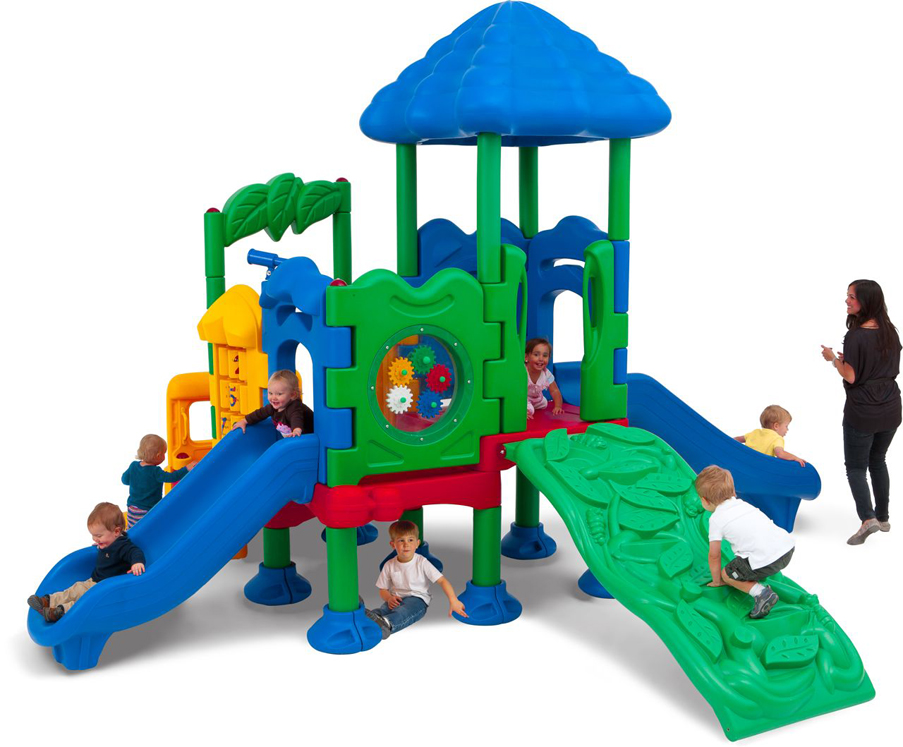 Discovery Center 4 Commercial Playground