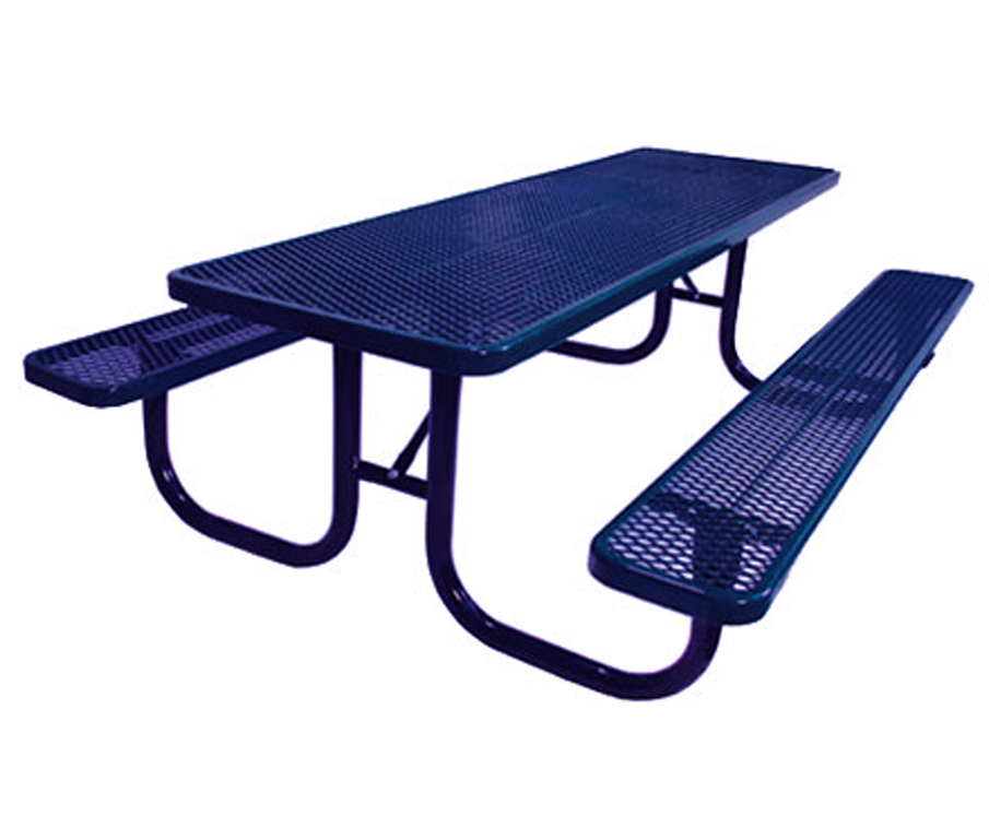6'-8' Supervisor's Picnic Table