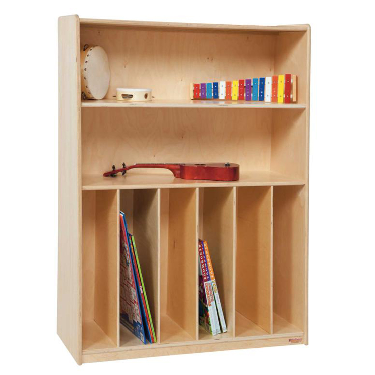 Tip-Me-Not Bookcase | 49