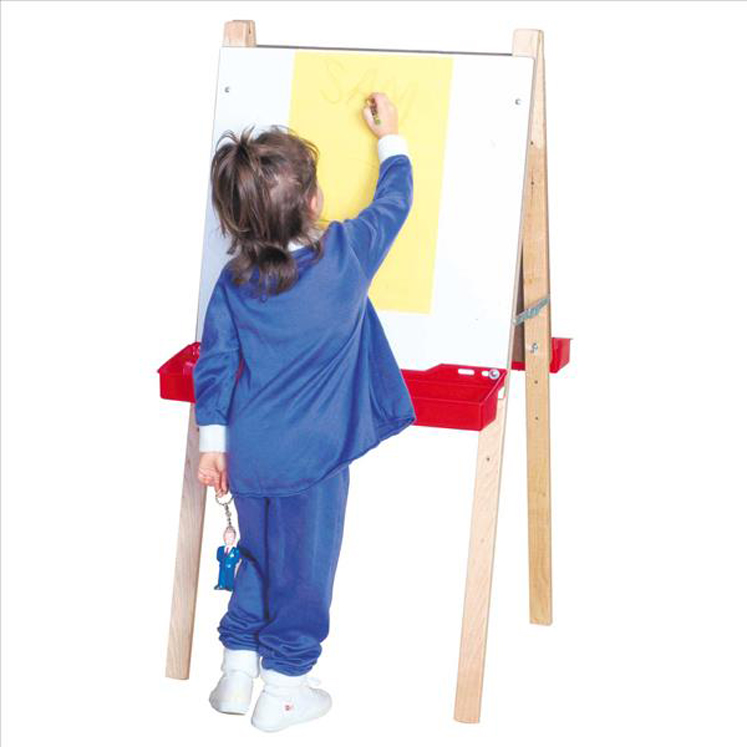 Double Easel with Markerboard