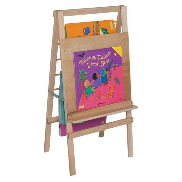 Big Book Easel and Dowel Rack | 48