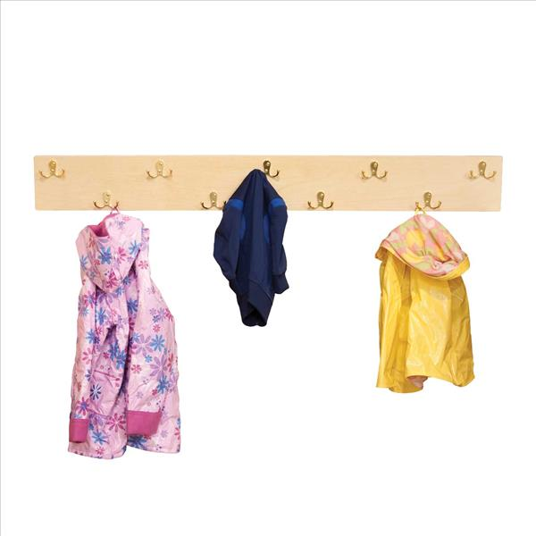 Hang-up Wall Mounted Coat Hanging System | 6