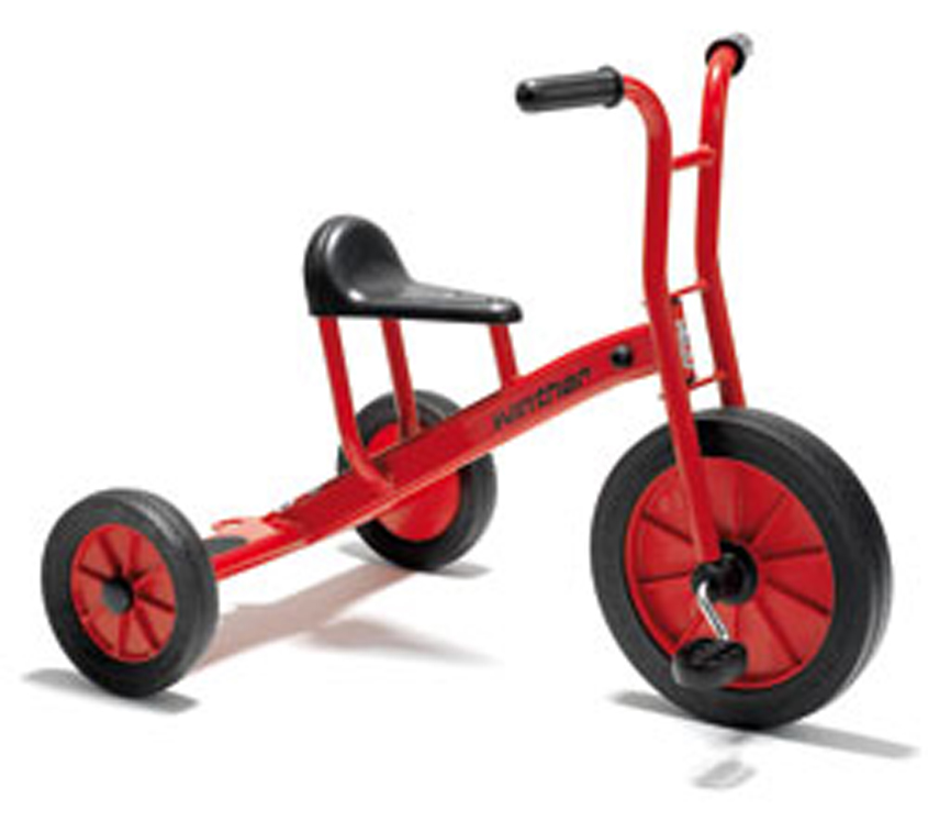 Winther Large Red Tricycle