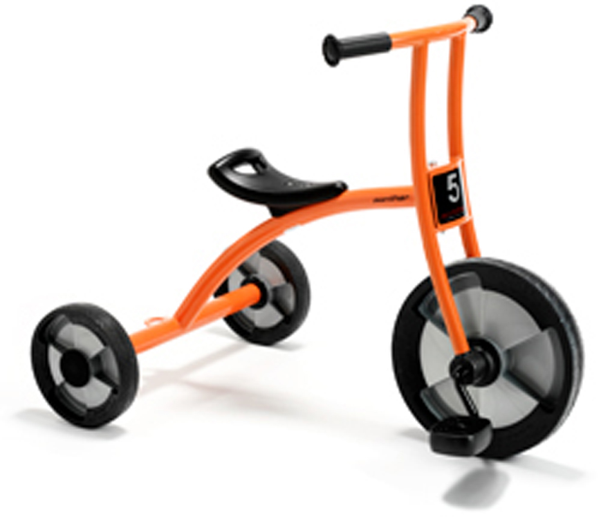 Tricycle, Large