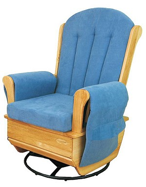 Swivel Rocker Glider - Choice of Color