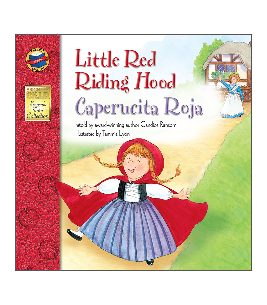 Little Red Riding Hood Storybook