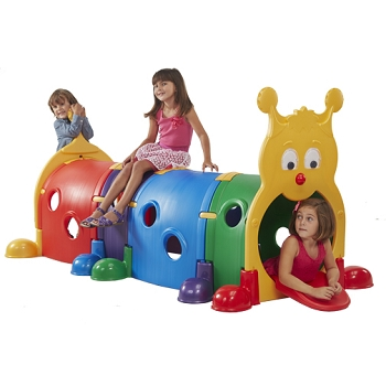 Gus Climb-N-Crawl Caterpillar - 4 Section