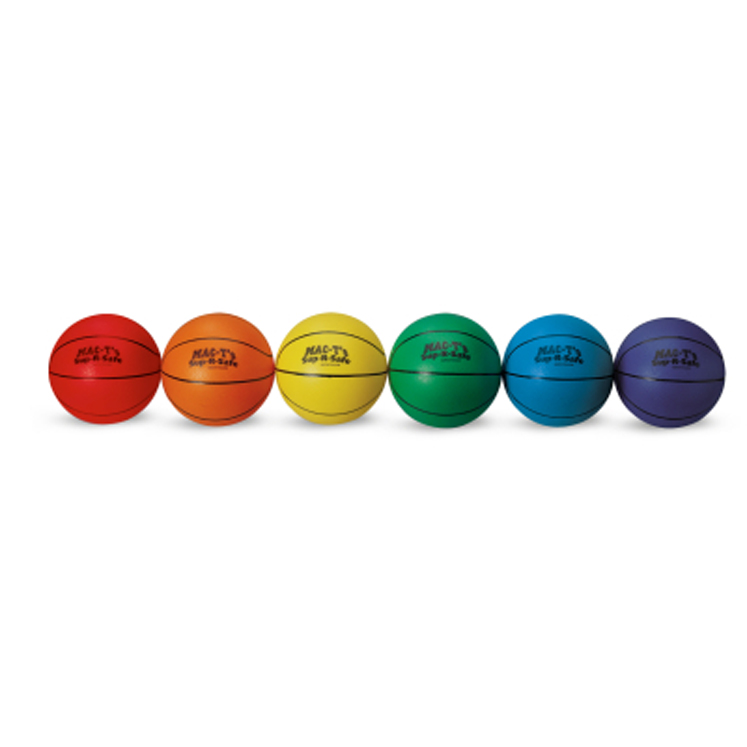 Sup R Safe Jr Basketball - Set of 6