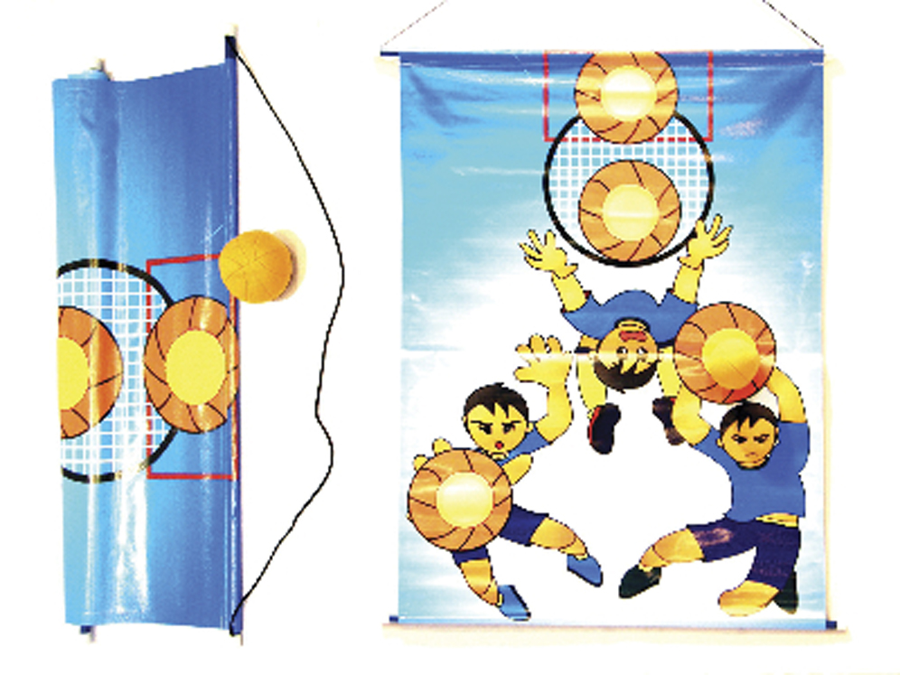Basketball Toss - Game Set