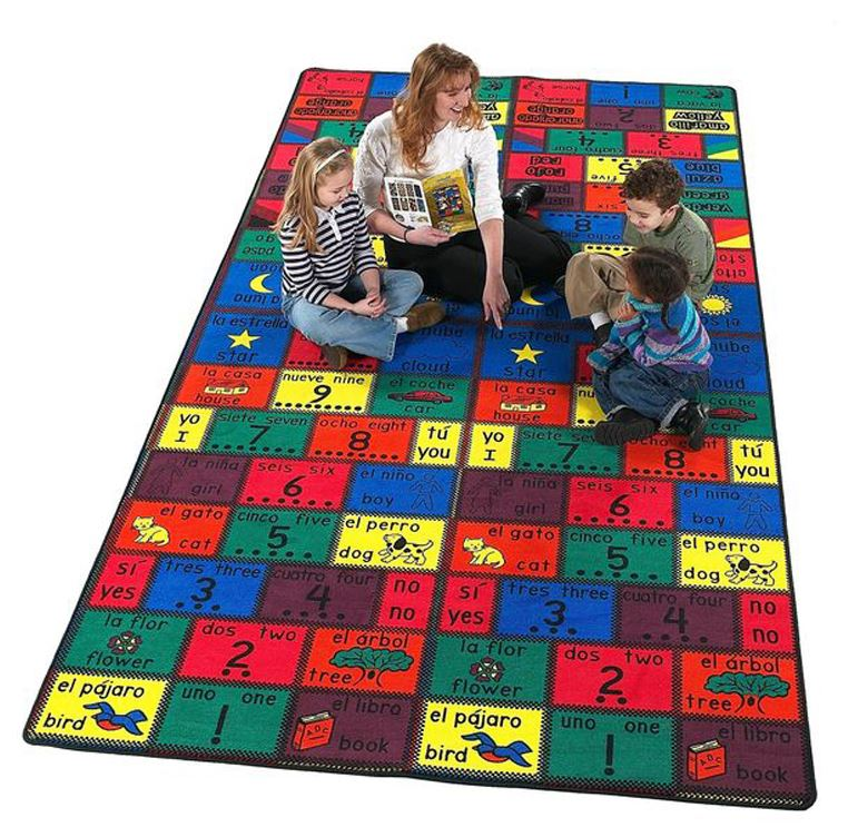 Wholesale Classroom Rugs: High Quality Indoor & Outdoor Commercial Carpet