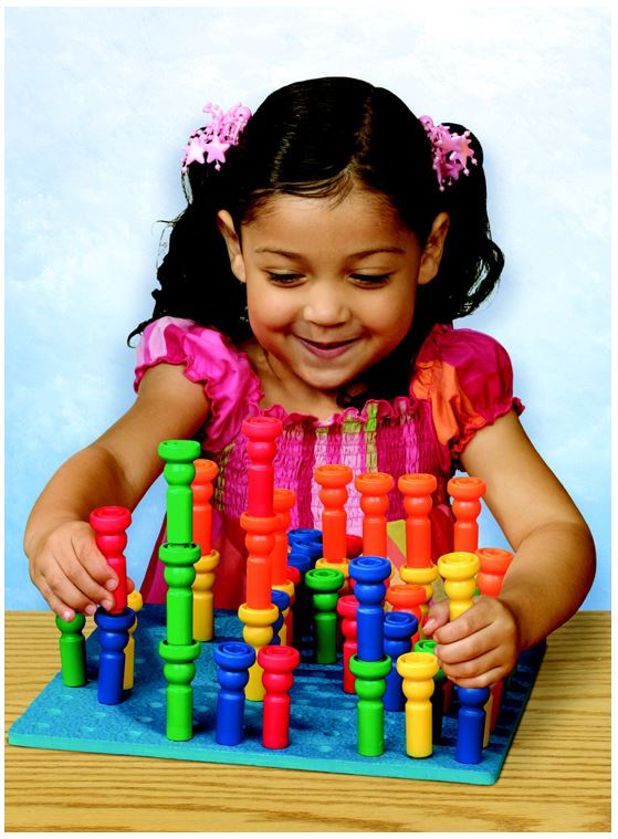 Cognitive and Fine Motor Skills